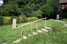 stairs – general conservation workshop